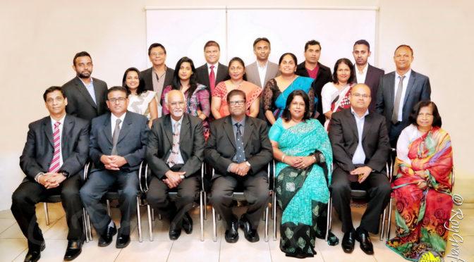 SCF Committee 2016/17