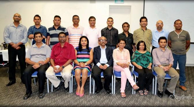SCF Committee 2015